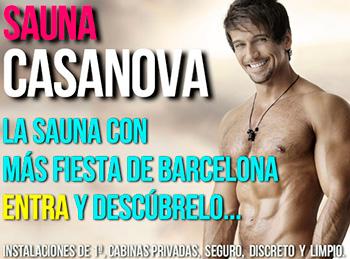 Sauna Gay Casanova