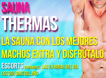 Sauna Gay Thermas