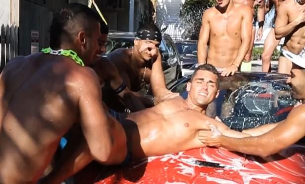 lencería grupo gay