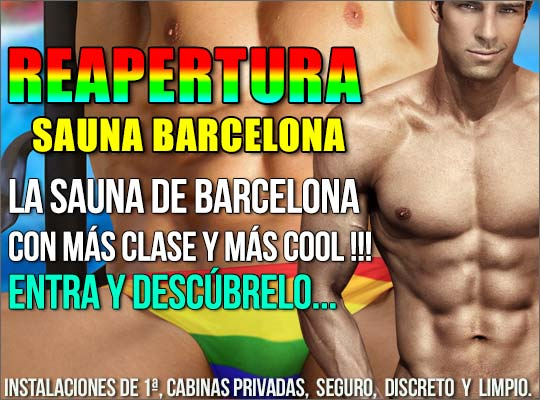 Sauna Gay Barcelona