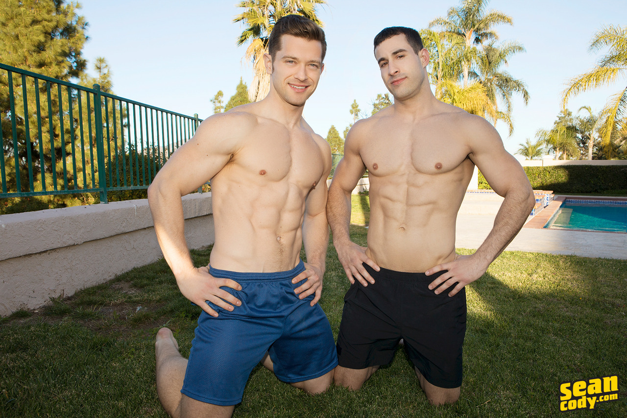 videos gay follando seancody