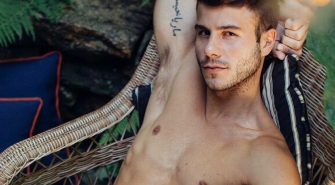 sauna gay primer avez