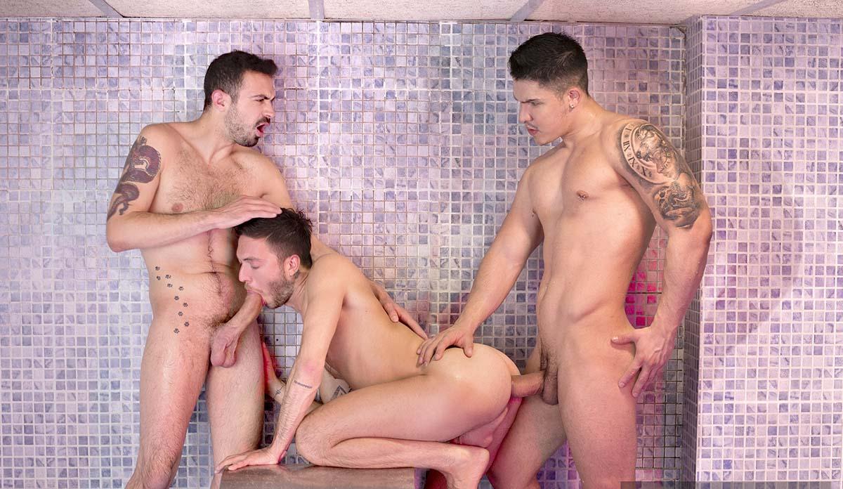 saunas gay barcelona grupo pases